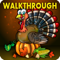 Thanksgiving Party House Escape Walkthrough